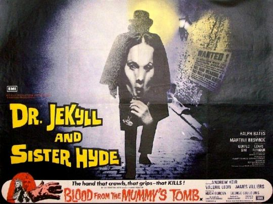 Dr Jekyll and Sister Hyde 1