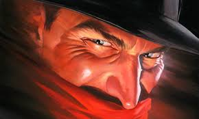 The Shadow Logo Alex Ross